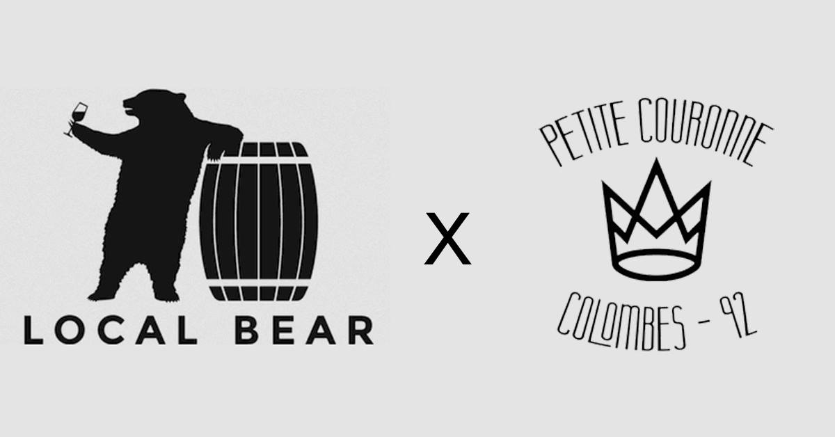 tap take over Petite Couronne au local bear