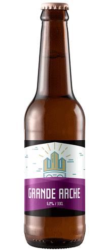 Bière Petite Couronne Grande Arche